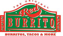 Red burrito logo