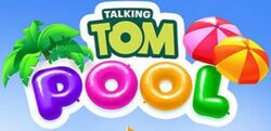 TalkingTomPoolLogo