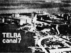 Teledifusora Bahiense (Logo 1966)
