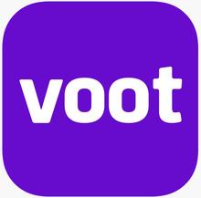 Voot app icon 2018