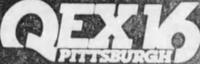 WQEX QEX16 1987