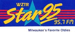 WZTR Milwaukee 1989