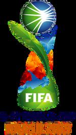 2019 FIFA U-17 World Cup logo