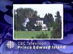 CBC Prince Edward Island 1988