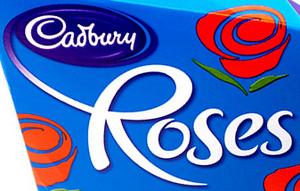 Cadbury Roses old