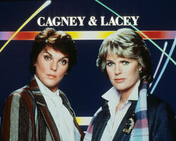 Cagney and lacey cast 24173l