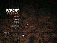 Far Cry Primal Menu 4x3