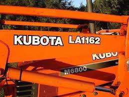 Kubota LA