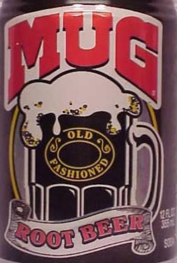 Mug Root Beer 1995