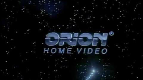 Orion Home Video logo