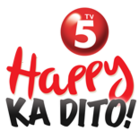 TV5 Happy Ka Dito Logo