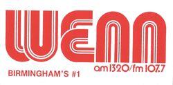 WENN AM 1320 107.7 FM