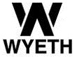 Wyeth 60's black logo