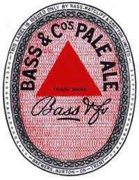 Bass-pale-ale-vintage-label