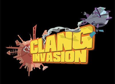Clang logo big