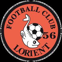 FC Lorient logo (1994-2002)