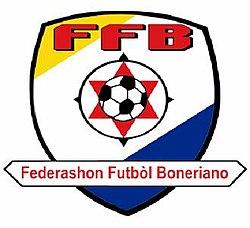 Federashon Futbòl Bonairiano Logo