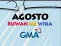 GMA August Buwan ng Wika