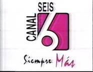 Ident Canal 6 (El Salvador) - 2001