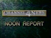 KDFW Noon Report 1989