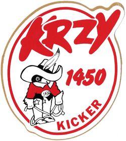 Kicker 1450 AM KRZY