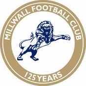Millwall FC logo (125th anniversary)