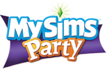 My-sims-party-logo