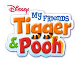 My Friends Tigger and Pooh logo