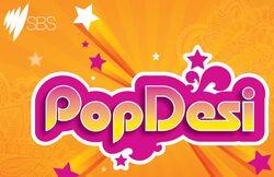 SBS PopDesi logo