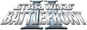 Star wars battlefront II 2005logo