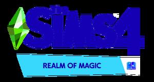 TS4 GP8 RealmOfMagic Logo 2019