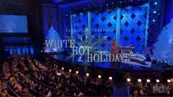 Taraji & Terrence's White Hot Holidays