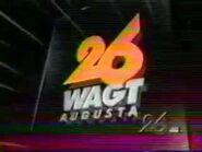 WAGT-26 Augusta GA tropo from Orlando FL