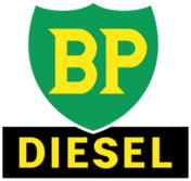 BP Logo 5 Diesel