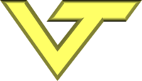 Logo vtv 1990