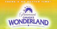 Paramount's canada's wonderland-studio