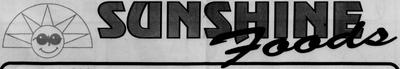 Sunshine Food Stores - 1995 -February 8, 1995-
