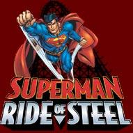 Superman Ride of Steel logo