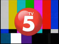 TV5 logo on screen bug 2010