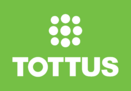 Tottus logo 2007 apilado con fondo