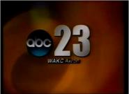 WAKC TV 23 1995