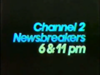 WCBS 1980 Channel 2 Newsbreakers Promo