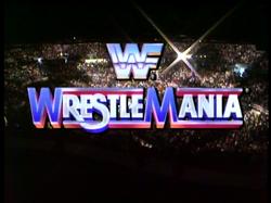 2056 - logo wrestlemania wwf