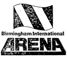 Birmingham International Arena 1980