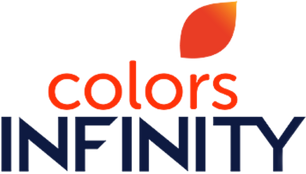 Colors Infinity 2018 Logo