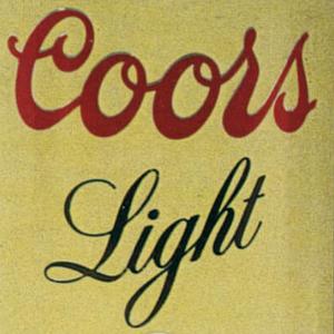 Coors Light - 1978