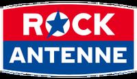 Logo von Rock Antenne seit 2017
