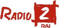 Old rai radio 2 logo