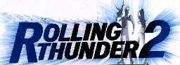 Rolling Thunder 2 marquee