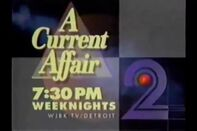 WJBK-TV 2 u0026 Fox 2 id promo montage 1988-2008
